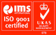 IMS ISO Registered